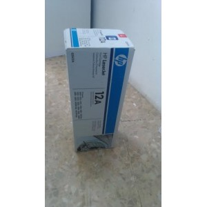 TONER ORIGINAL  HP 12 A